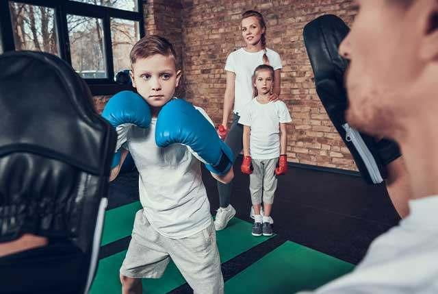 Kidsboxing5, Atlanta Krav Maga & Fitness in Alpharetta, GA
