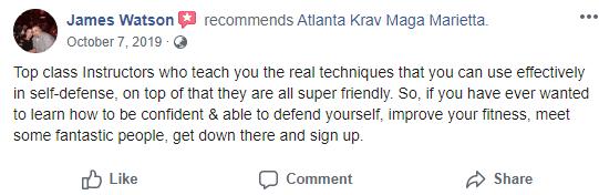 Adult2, Atlanta Krav Maga in Marietta, GA