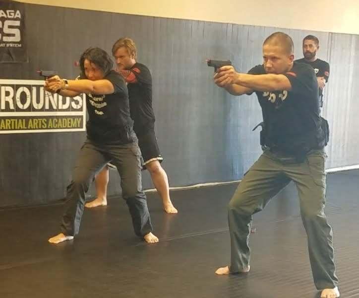 Tactical Pistol, Atlanta Krav Maga in Marietta, GA